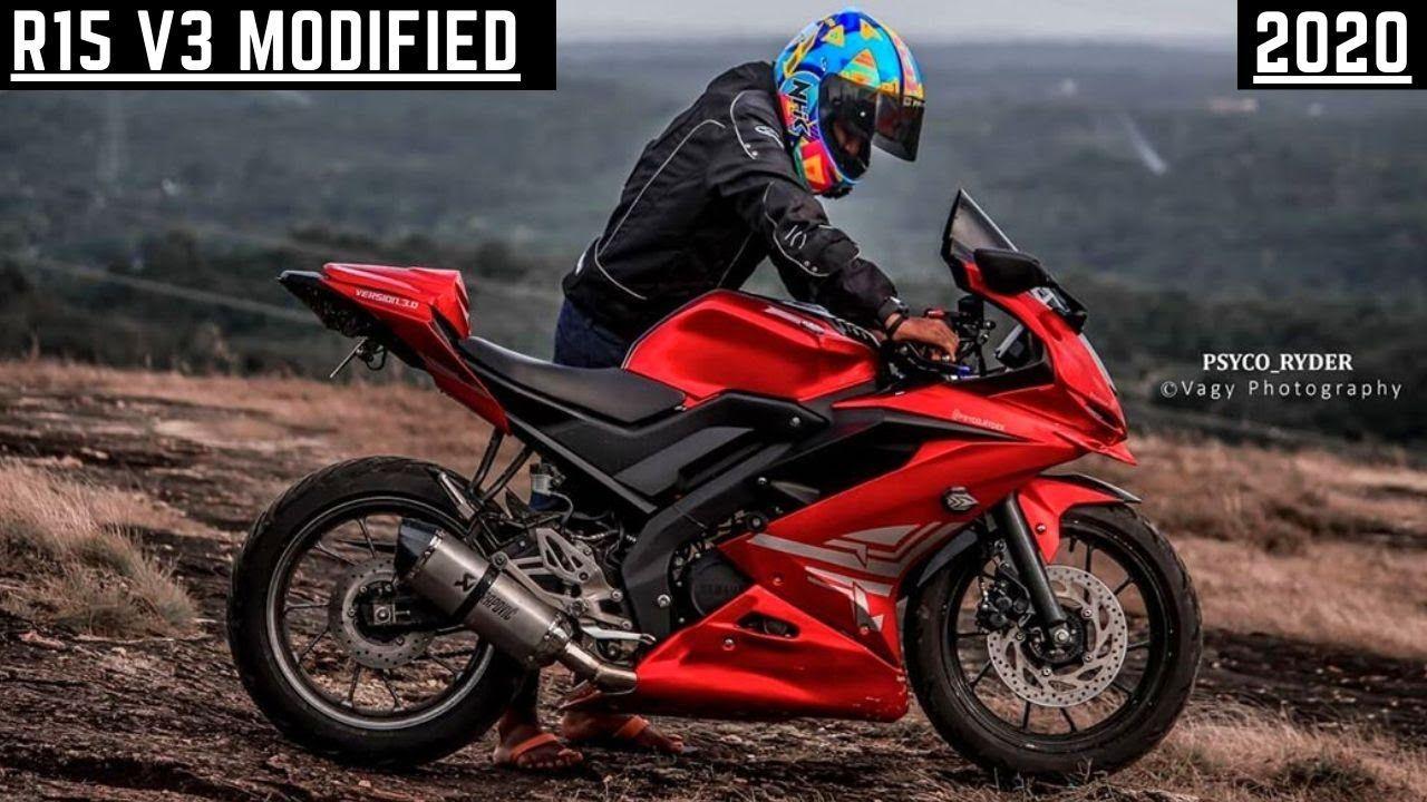 2020 Yamaha R15 V3 Modified By Psyco Ryder Best Modification R15 R15 Yamaha Yamaha Yamaha R3