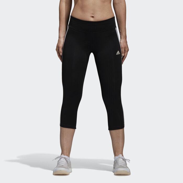Design 2 Move Climalite 3 Stripes 34 Tights Black | Adidas