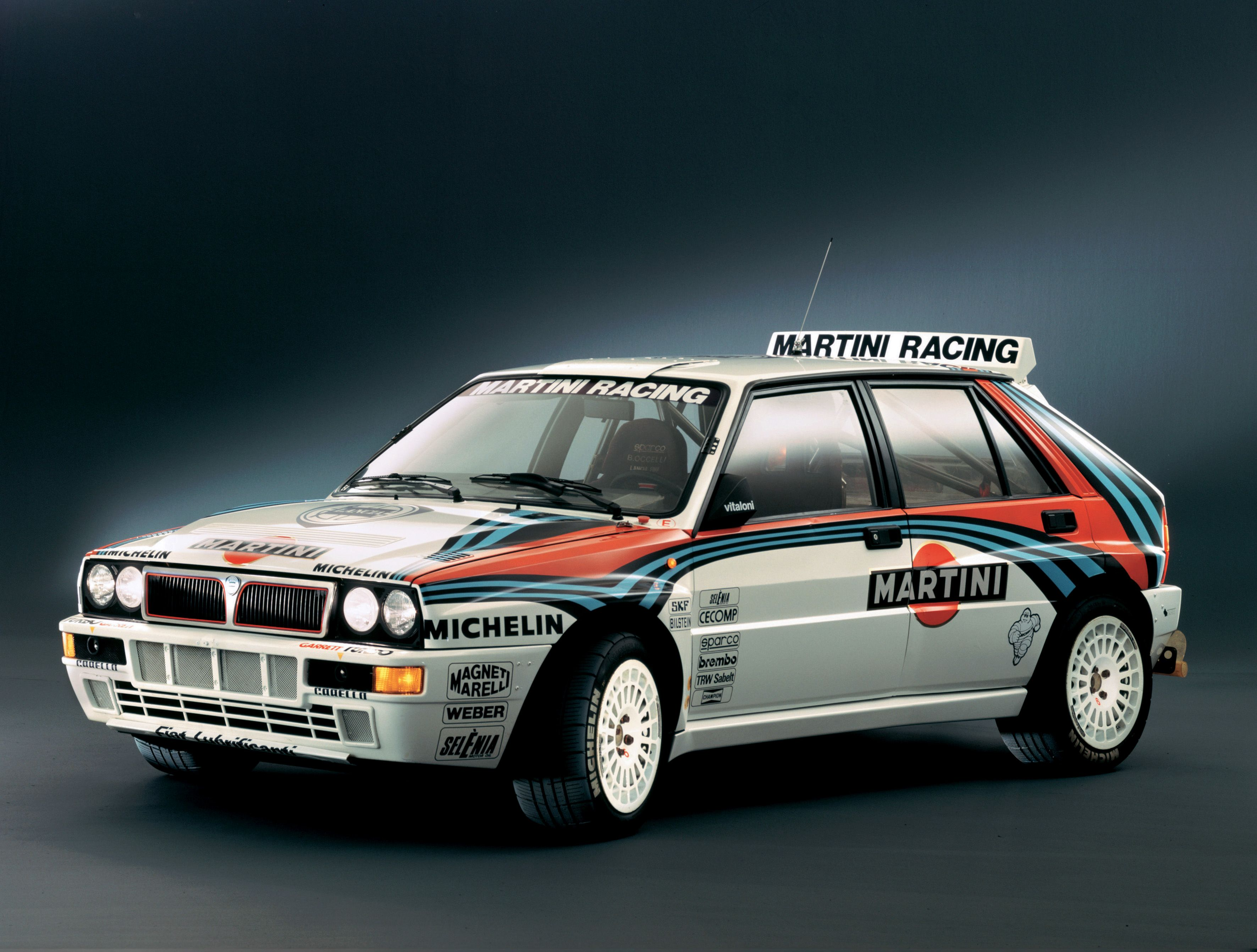 Liveries: Martini & Rossi | Lancia delta, Martini racing and Rally