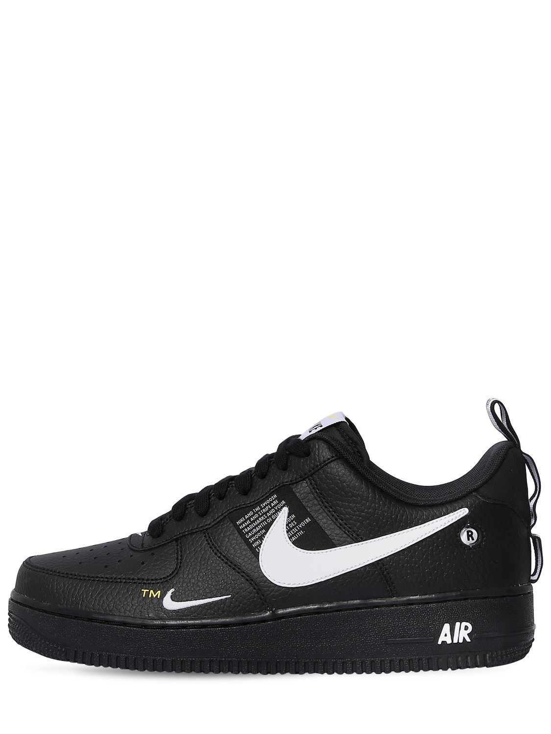 buy online 99f20 9be4c NIKE AIR FORCE 1  07 LV8 UTILITY SNEAKERS.  nike  shoes