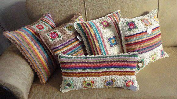 échantillons de taies d'oreiller à tricoter – Rechercher sur Google   – crochet özgür