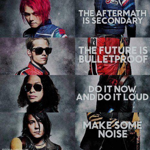 My Chemical Romance!
