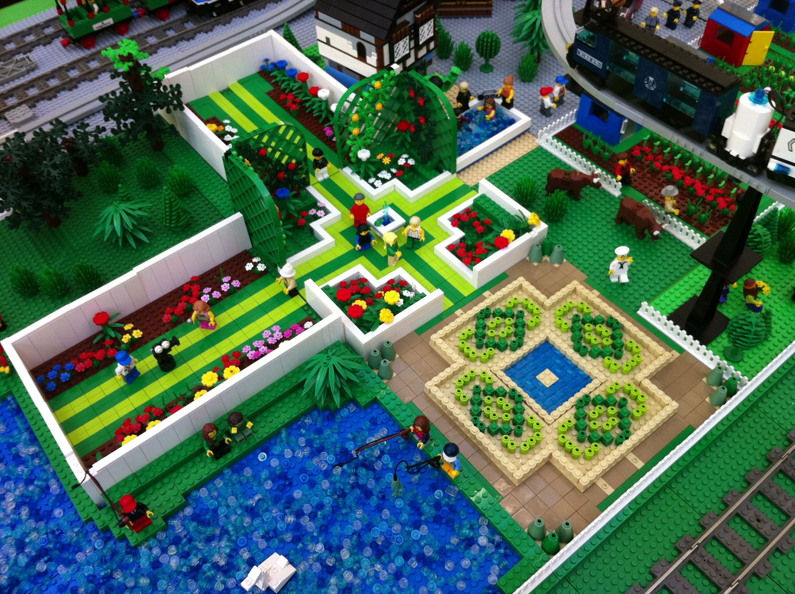 Lego Gardens