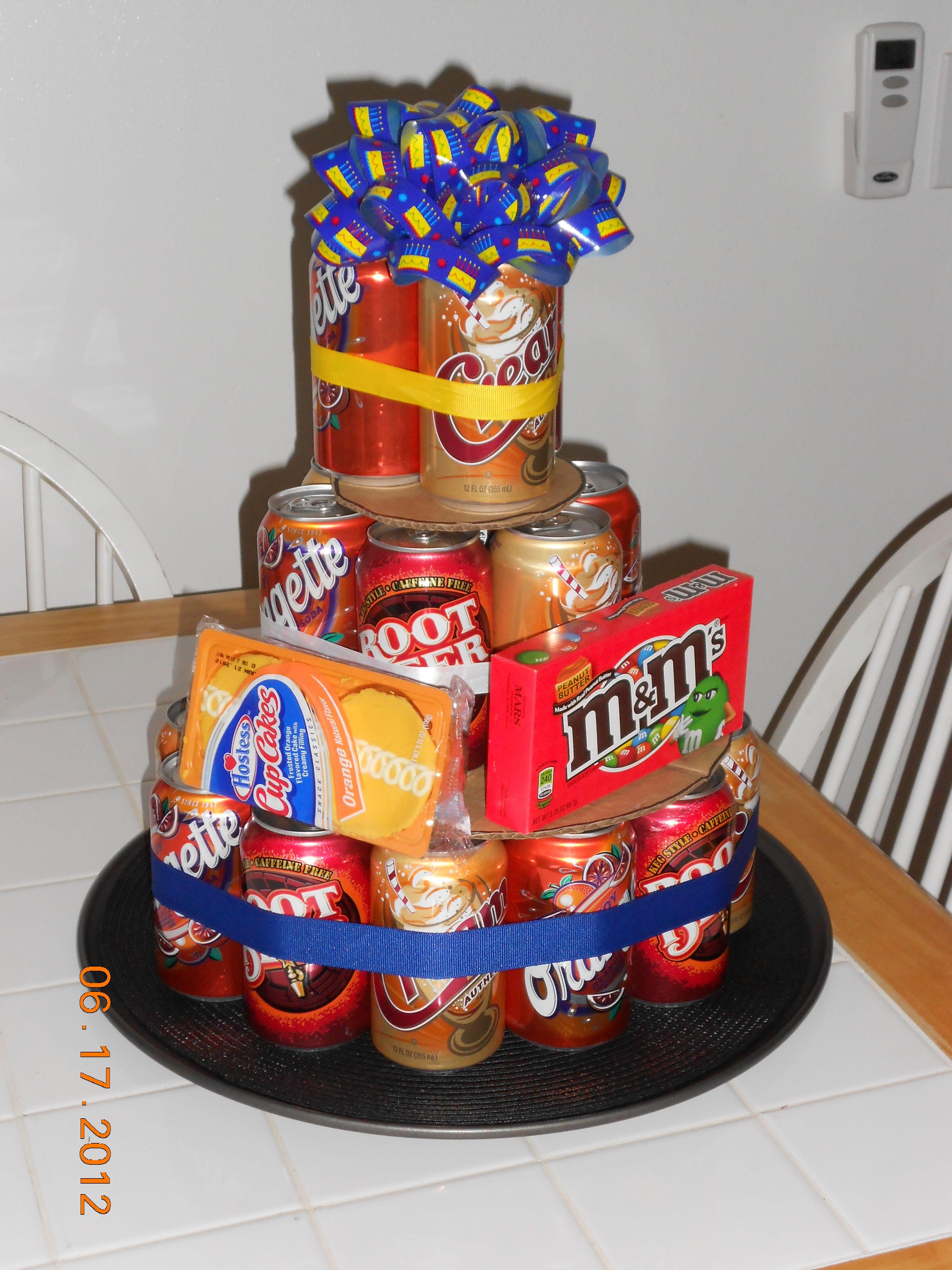 Diy Tween Girl Birthday Cake