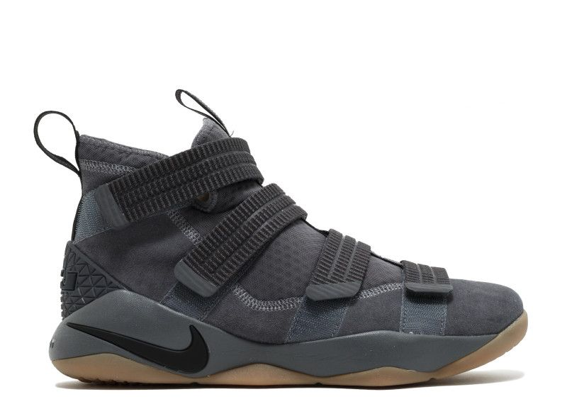 new arrivals 3936c 6615f Lebron soldier xi sfg | Sneakerhead in 2019 | Black ...