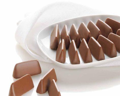 Ecco gli ingredienti che ci servono per preparare i gianduiotti ricetta bimby. 300 grammi cioccolato al...