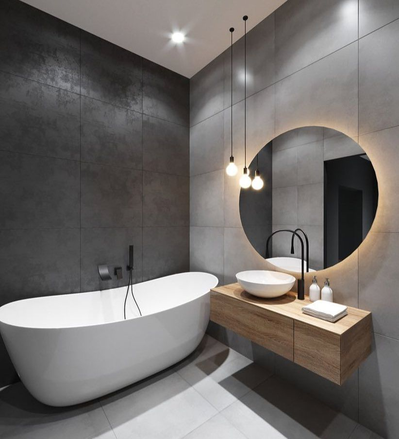 Here are the 12 Design Tips to Make a Small Bathroom Better