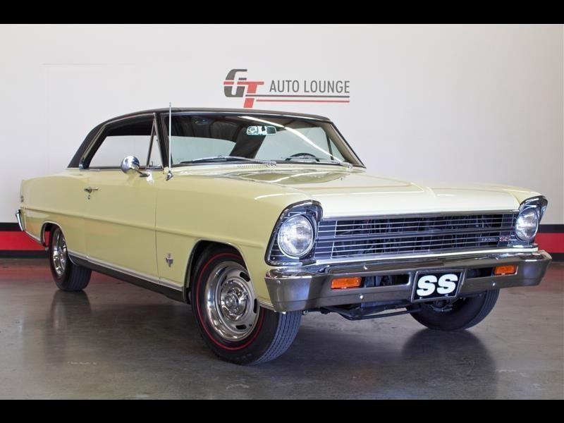 Chevrolet: Nova SS | Muscle Cars - Warehouse 2 | Chevrolet, 67 nova