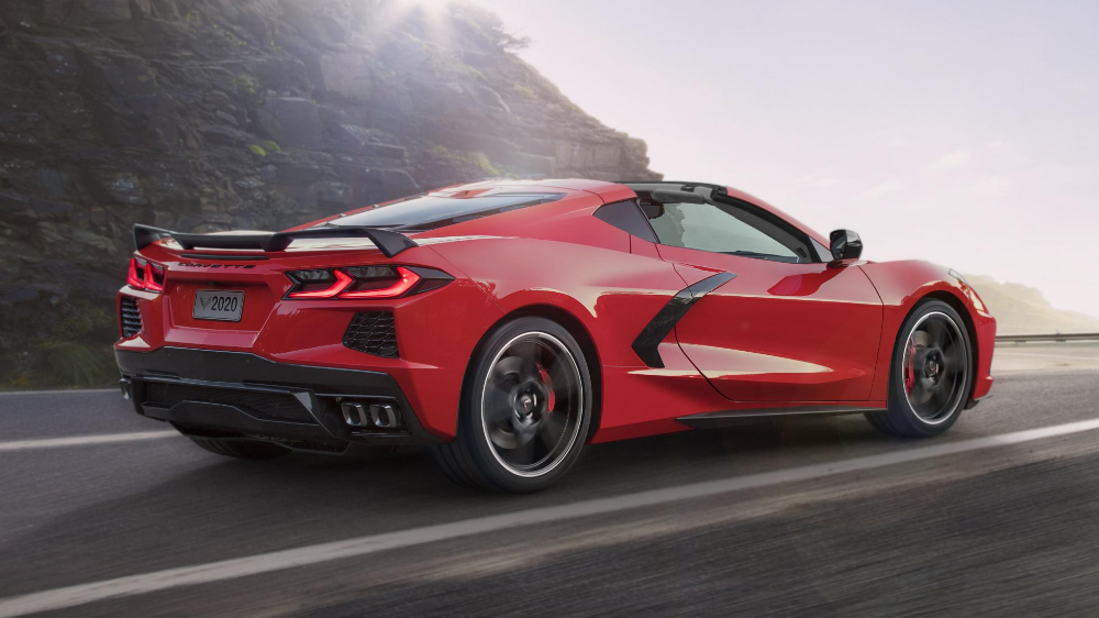 This Is The New Mid Engined Chevrolet Corvette Stingray Chevrolet Corvette Stingray Chevrolet Corvette Corvette