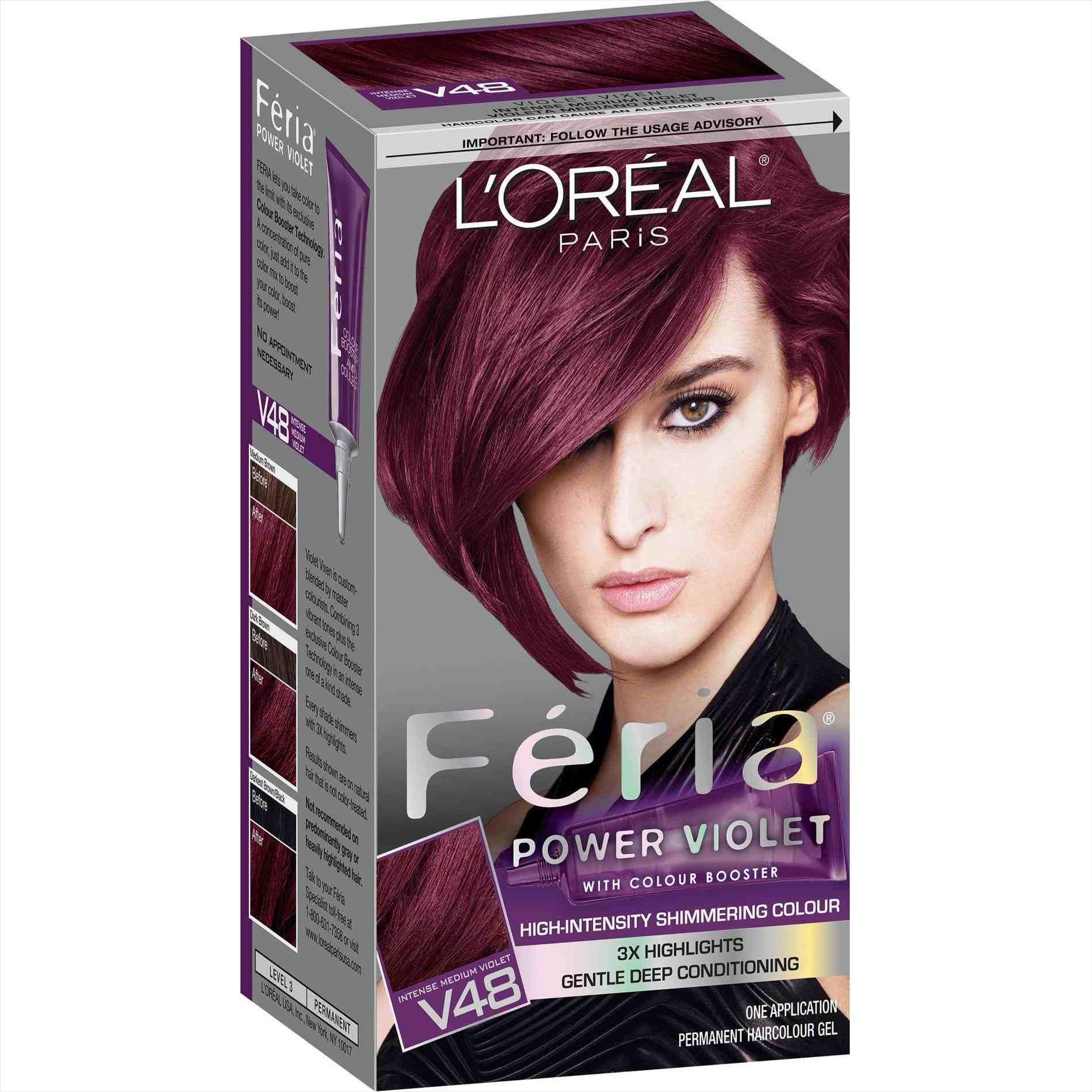 Aubergine Hair Color Loreal Drugstore Hair Color Hair Color