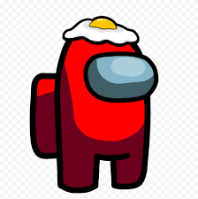 Red Among Us Character Png Citypng Red Png Character