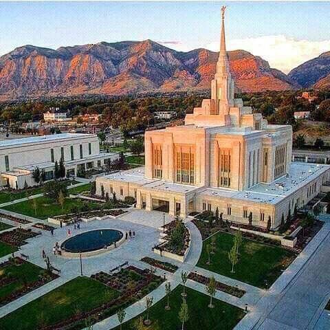 Ogden, Utah temple