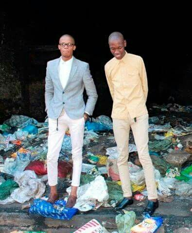 Austin Powers, Luvo Jovis Maqungo, Project inflamed fashion