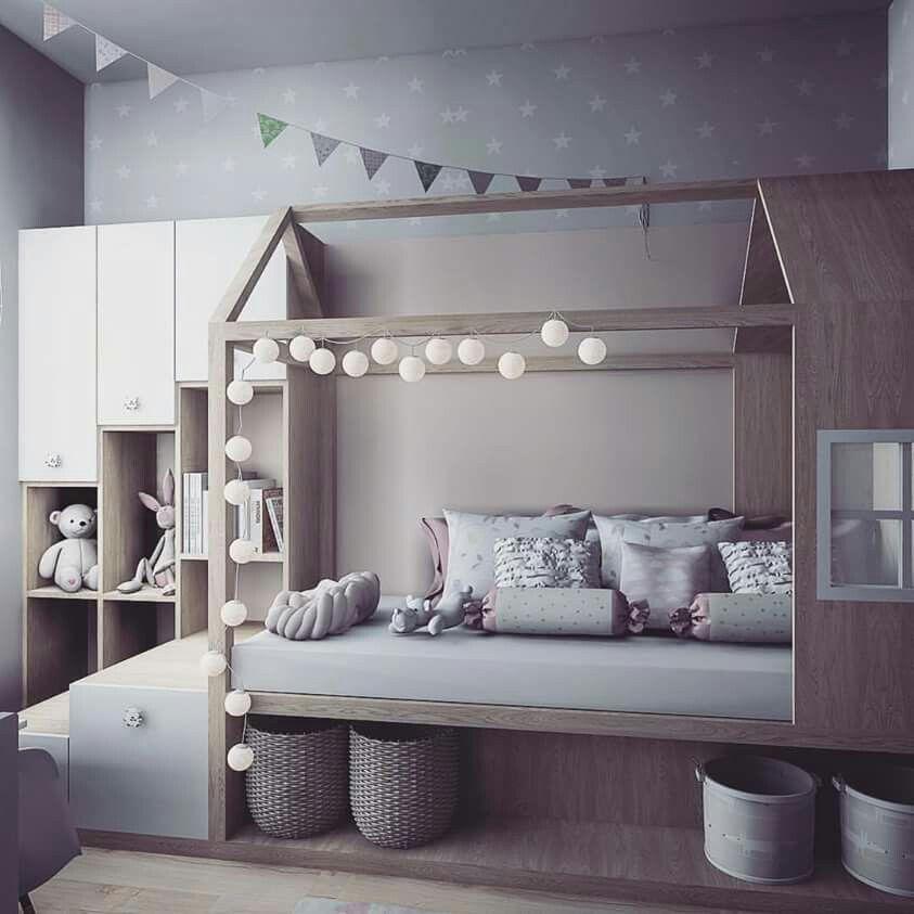 Pin de Siw Bø en Kiddos room | Pinterest | Habitación infantil ...
