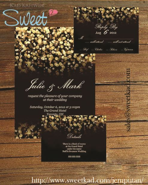 Sweet kad is the perfect option for you because our team of Kad - best of invitation name designs