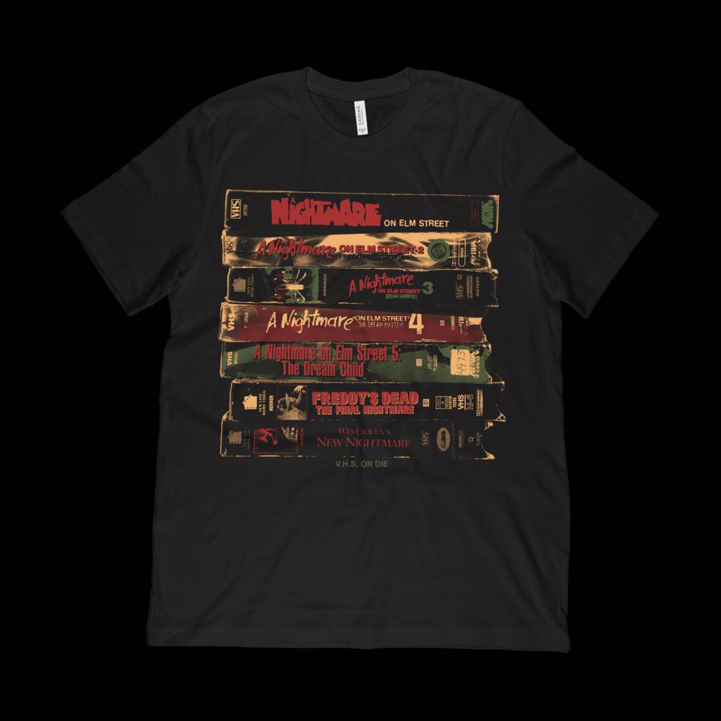 Nightmare Stack Classic T-shirt