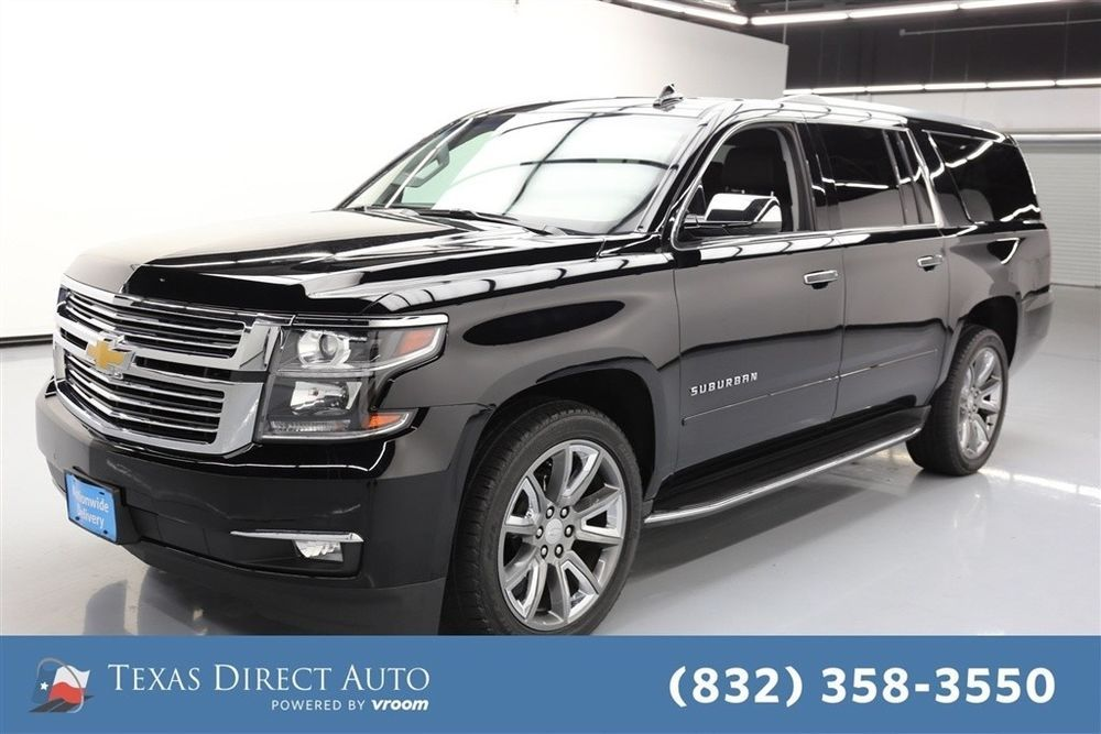 For Sale 2018 Chevrolet Suburban Premier Texas Direct Auto 2018