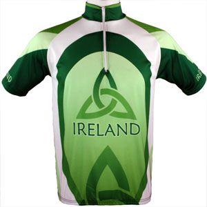 Irish Cycling Jersey