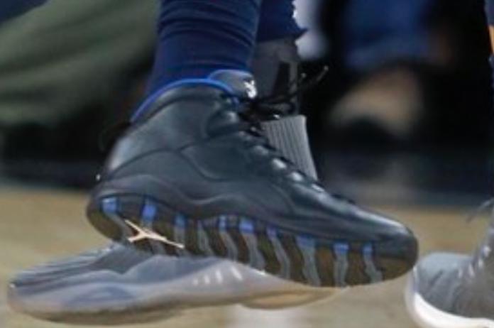 quality design 0aaba 79223 Jimmy Butler Wore An Air Jordan 10 PE To Start New Season