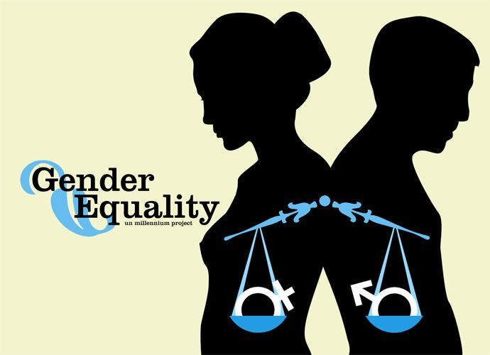 Pin By Audrey Abrons On Equality Gender Equality Gender Equality Poster Gender Inequality