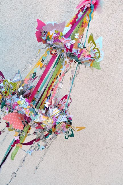 Paige Evans - Butterfly Chandelier