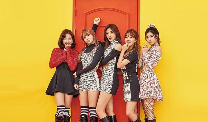 Twice Knock Knock Teaser Comeback 2017 Girl Group Kpop
