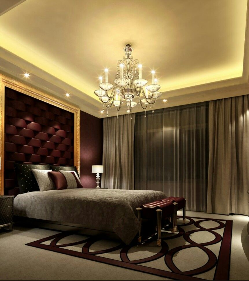 30 Stylish And Contemporary Masculine Bedroom Ideas: Elegant -Masculine Bedroom Design