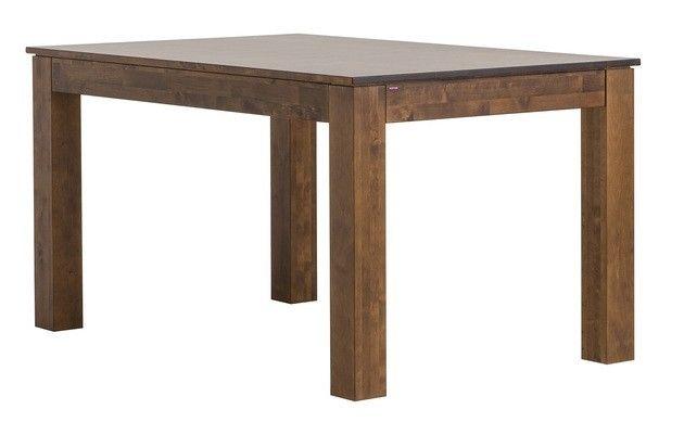 Massiivikoivuinen pöytä Pohjanmaan kaluste, Masku Suurin 220 cm 750 e