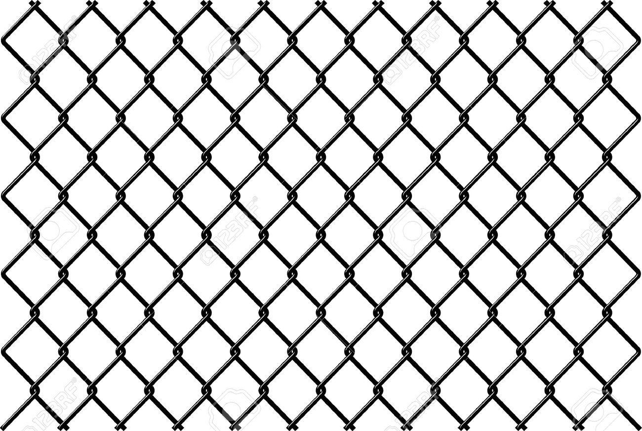 Rezultat Slika Za Fence Vector Chain Link Fence Broken Chain Fence