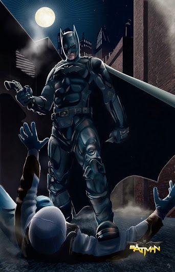 I am Batman!!
