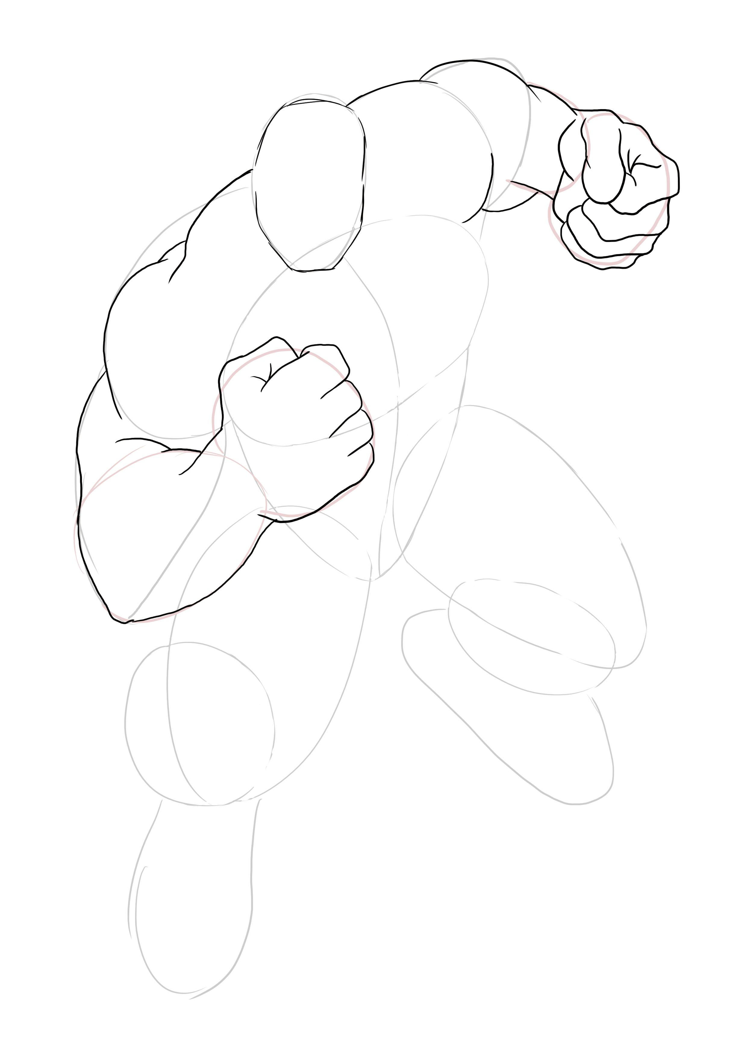 Réaliser un dessin de Hulk en 2020 | Dessin hulk, Hulk, Dessin