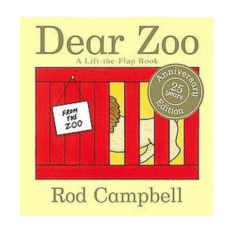 Dear Zoo (Anniversary) (Board)