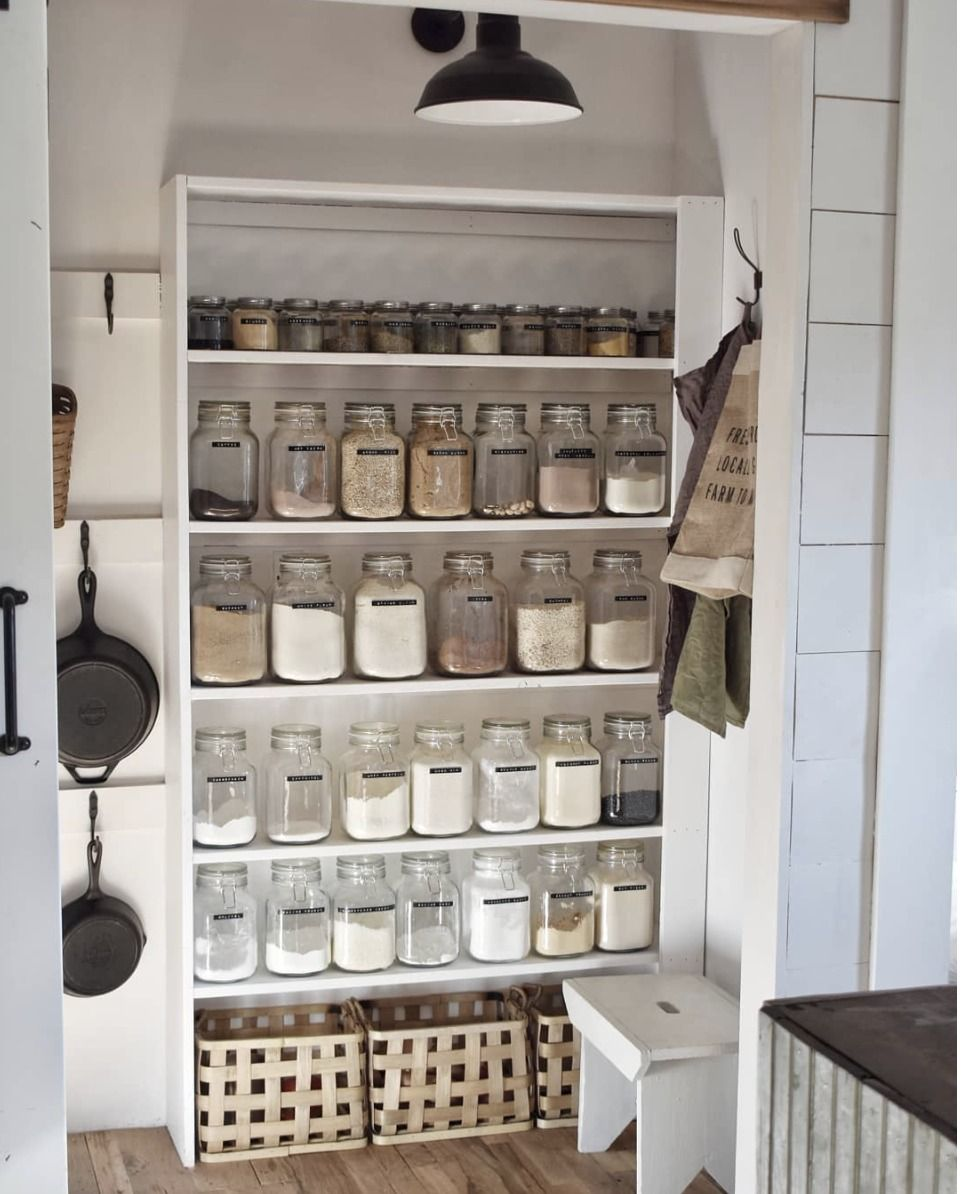 Friday Favorites Starts with- Organizing with Labels and We got New Doors