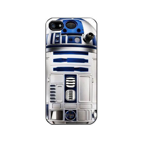 LOVE R2D2! New iPhone 5 Case R2D2 Star Wars iPhone 5 Black