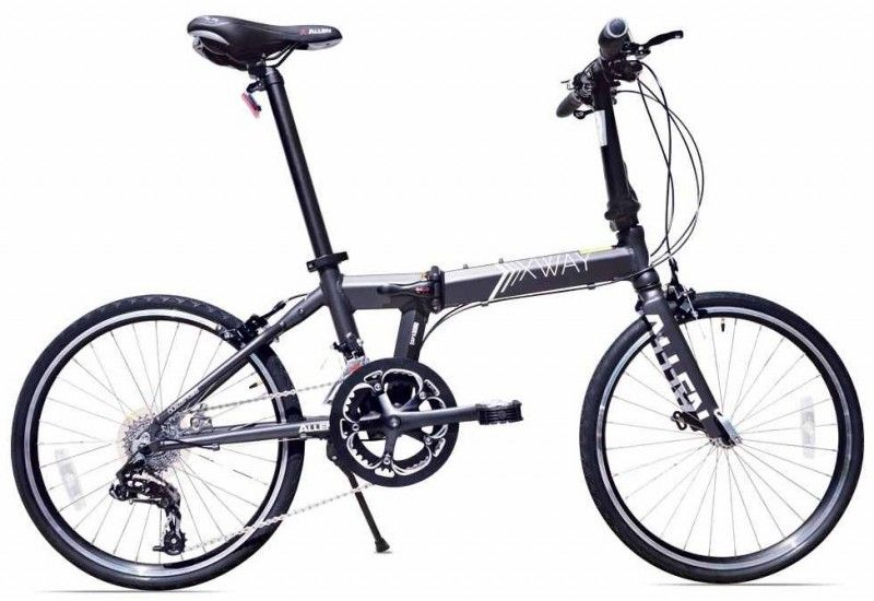 Allen Sports XWay Aluminium 20 Speed Folding Bike Review http://foldingbikeshq.com/allen-sports-xway-aluminium-20-speed-folding-bike-review/  #allen #sports #xway #aluminium #20speed #folding #bike #bicycle #foldingbike #foldingbicycle #review #best #bestof #top