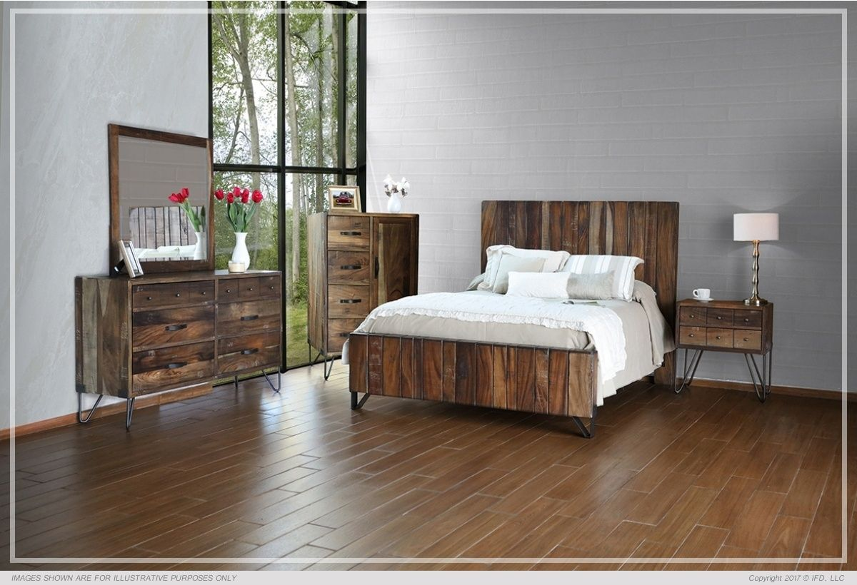 Solid Wood Bedroom Furniture! naturalwoodfurnishings