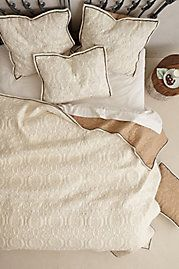 Marseille Coverlet #Anthropologie #pintowin
