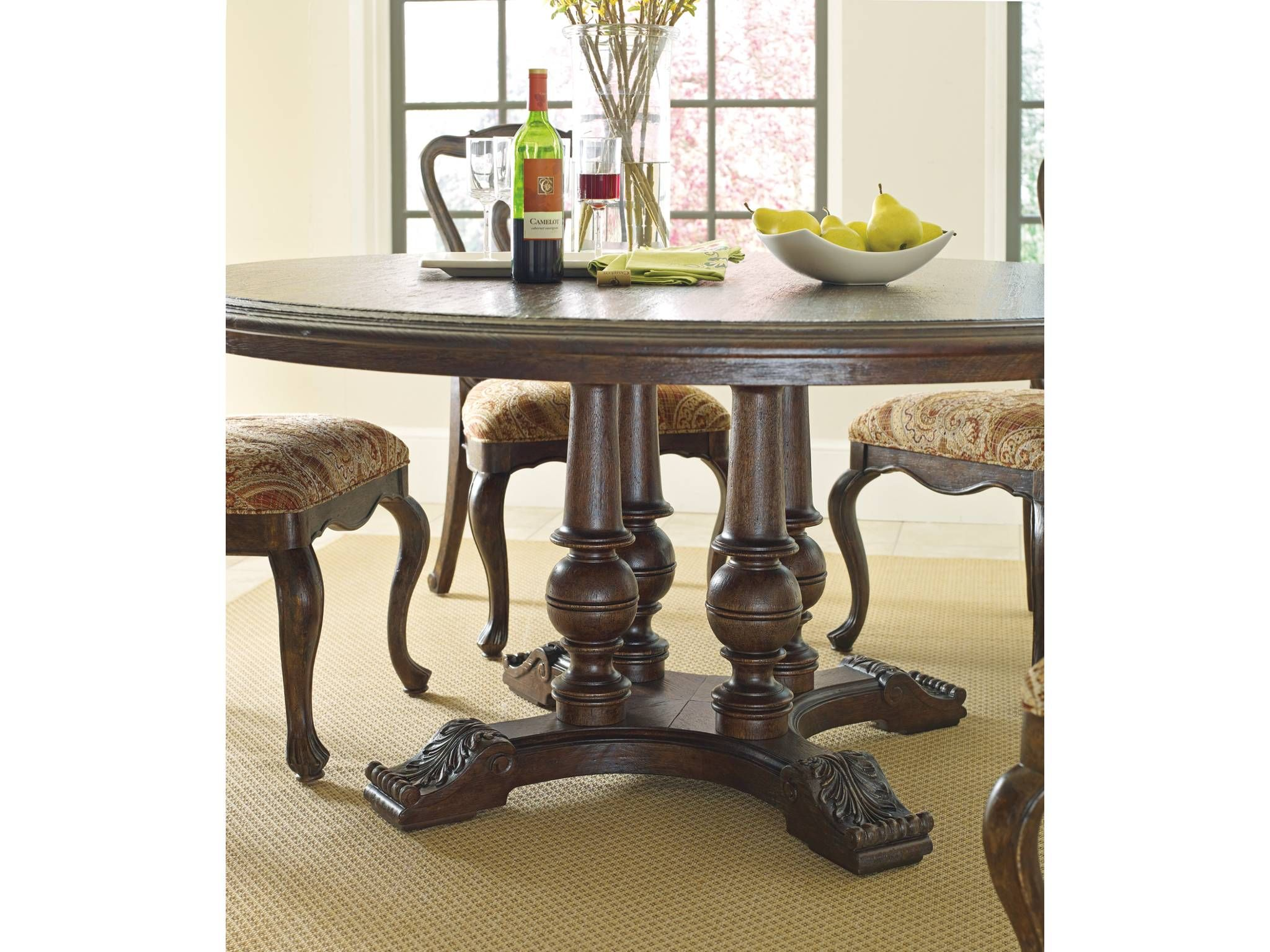 Stanley Furniture Dining Room 64 Round Table 208 11 31