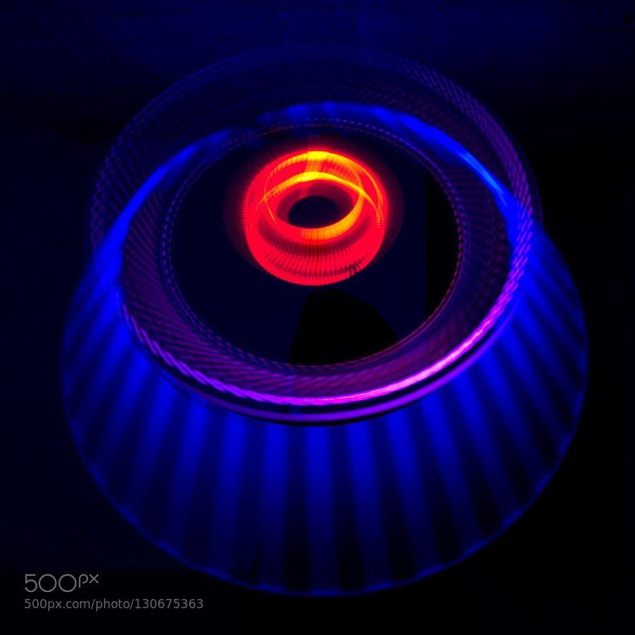 Photonenrotor #21 by svengerard