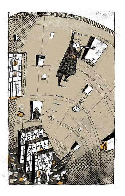 Illustration.- Chia-Chi Yu 達姆 | chiachi