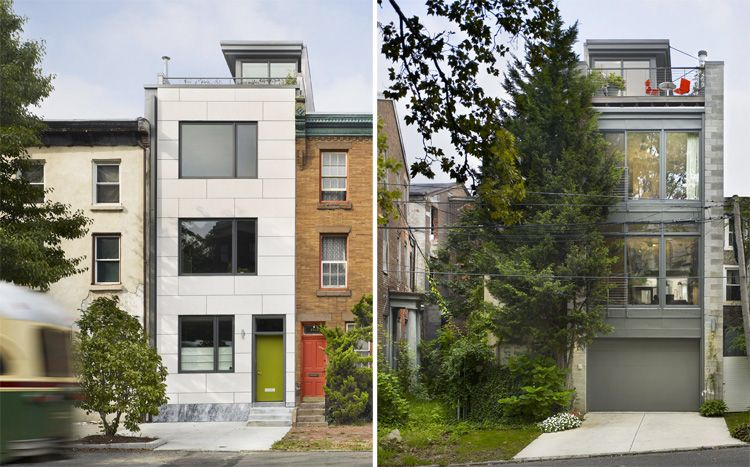 modern townhouse! the simpleness of the building is awesome! | Great ...