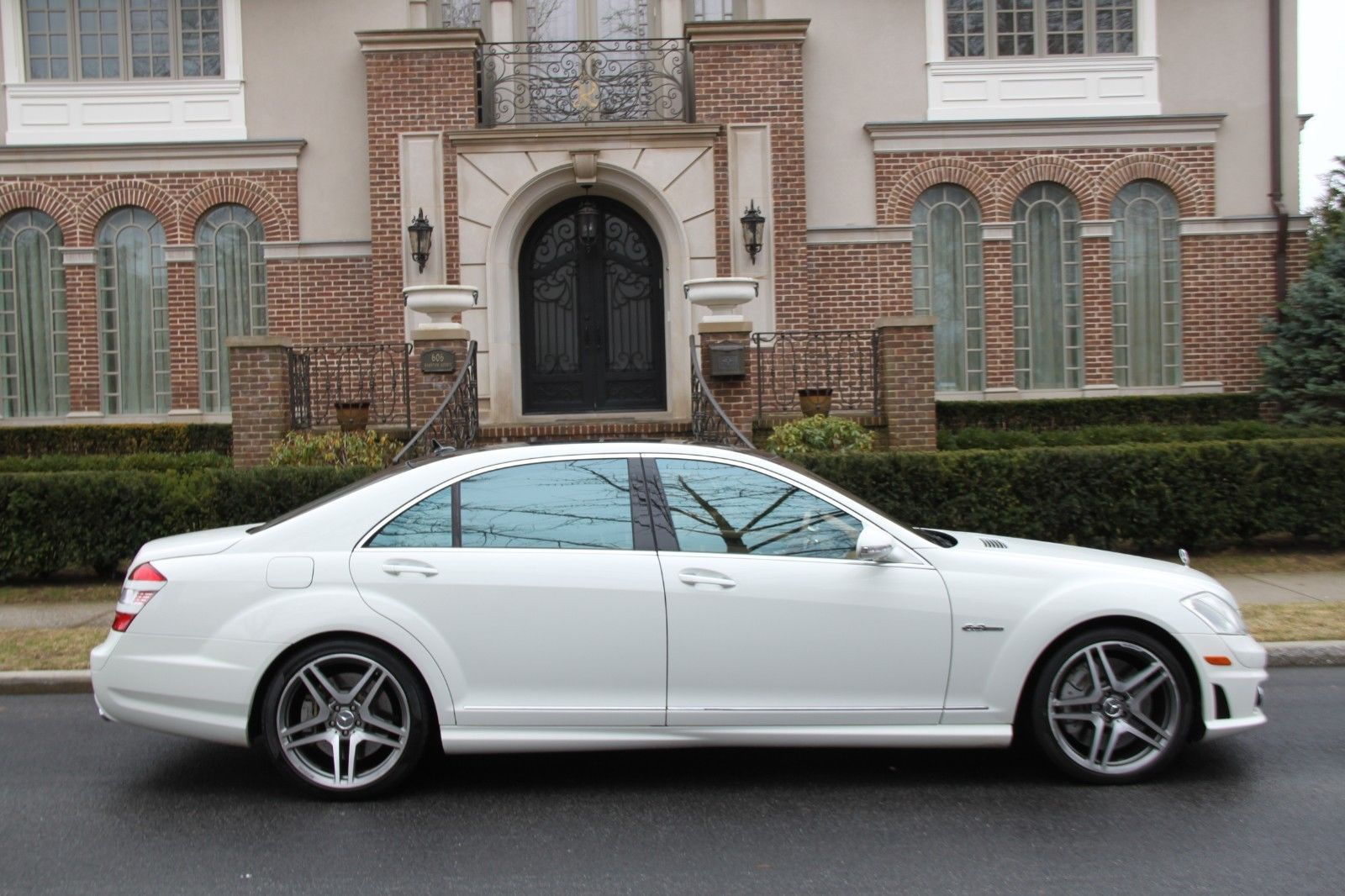 Cool Awesome 2008 Mercedes Benz S Class S 63 Amg 4dr Sedan 2008