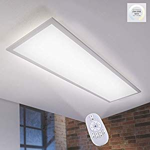 led panel farbwechsel dimmbar fernbedienung   watt