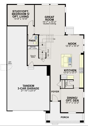 Ryland Homes The Scene Plan