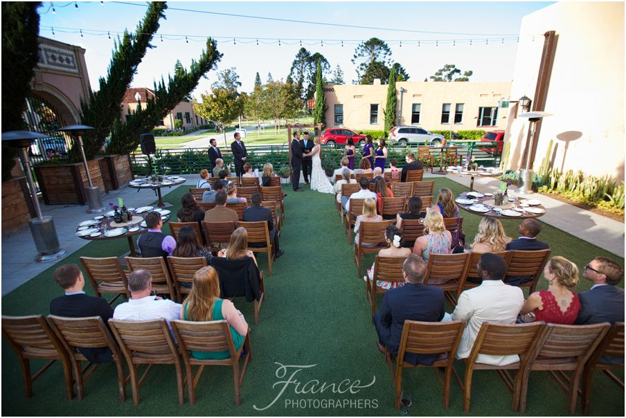 Stone Brewery Wedding San Go Photographers Jessica Van Of France Laid