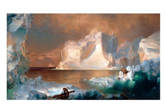 Frederic Edwin Church Art Dallas Museums Painting