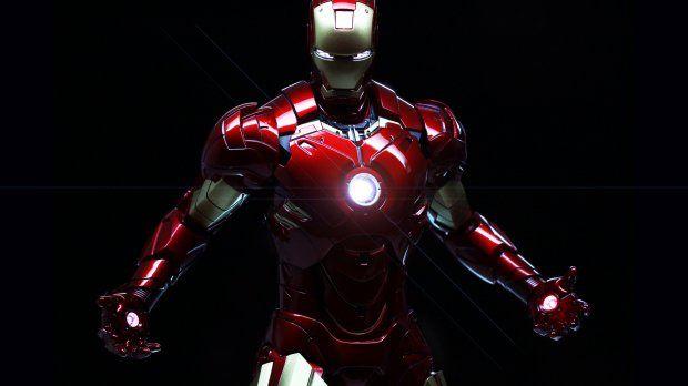 Iron Man 3d Model Free Iron Man Hd Wallpaper Iron Man