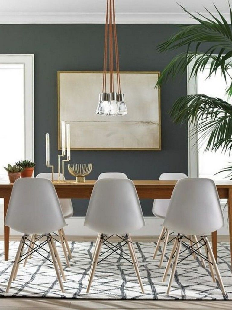 48 Beautiful And Affordable Dining Room Decoration Ideas