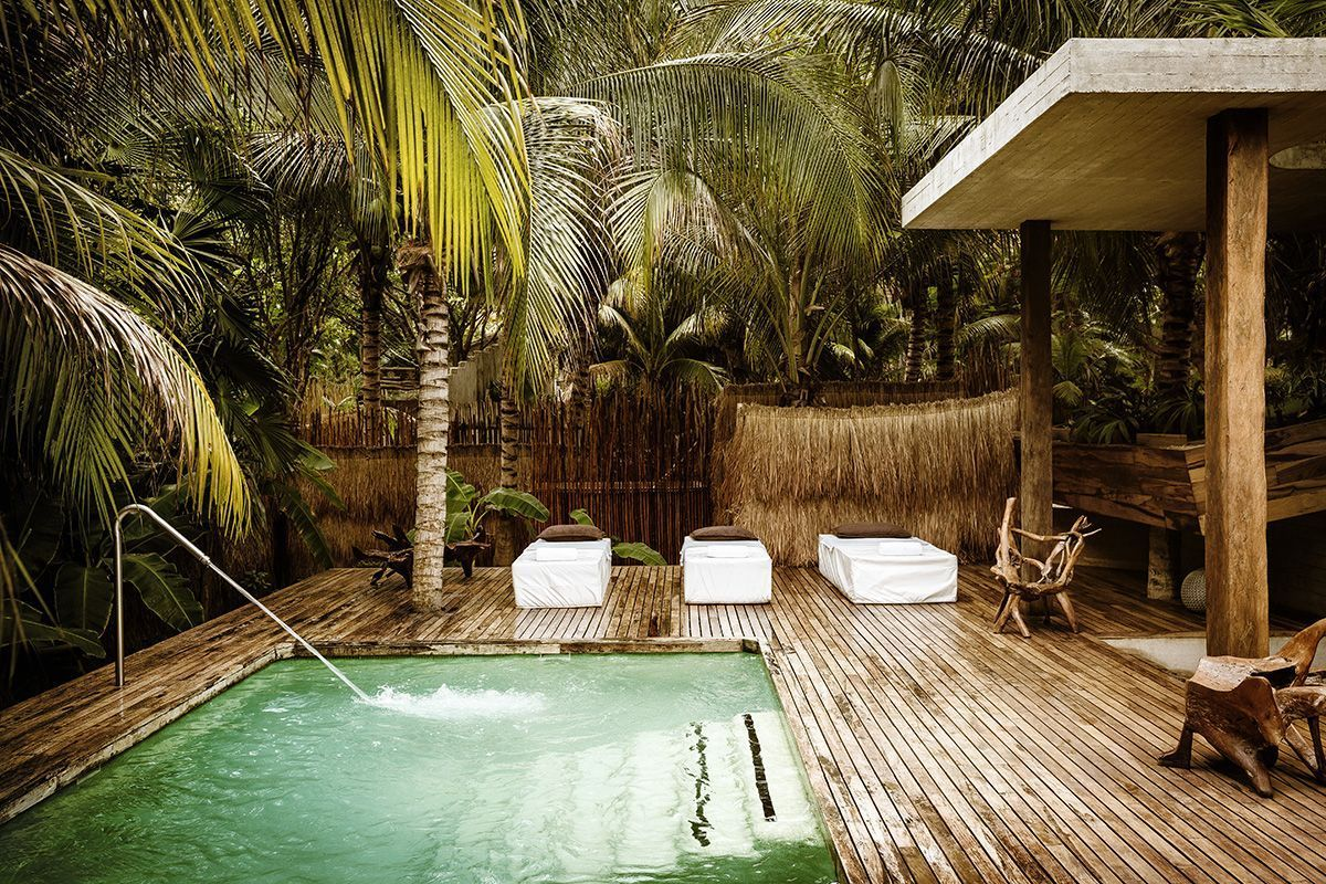 Hotel Boutique in Tulum, Hotel Be Tulum, Luxury Resort in Tulum ...