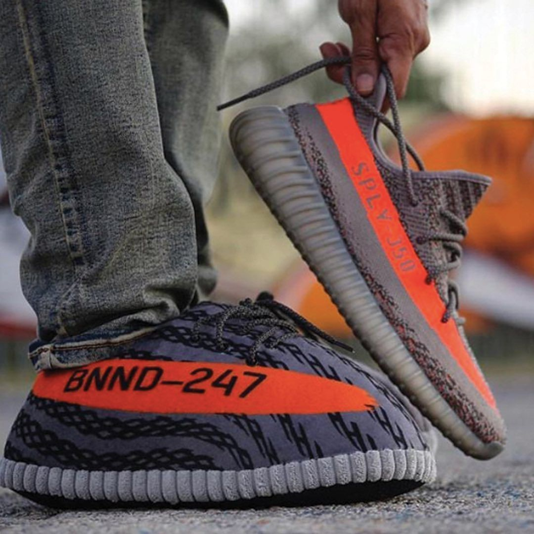 Sneaker slippers, Sneakers